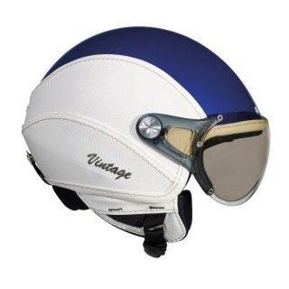 NEXX X60 Vintage helmet blue white