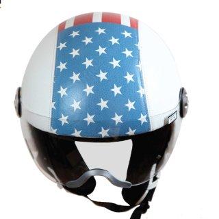 Andrea Cardone american flag HN