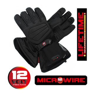 Gerbing Hybrid T12 heating gloves
