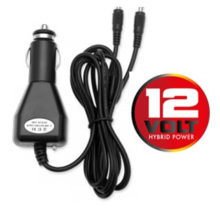 Gerbing dual car charger for 12 Volts batteries