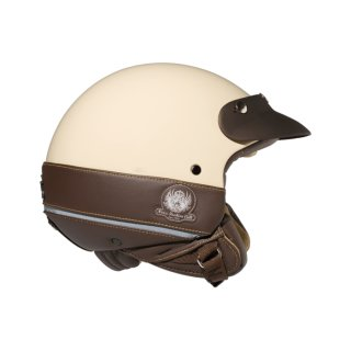 NEXX X60 Tribute helmet creme brown