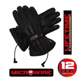 Gerbing G12 beheizbare Lederhandschuhe