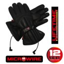 Gerbing G12 heated leather gloves