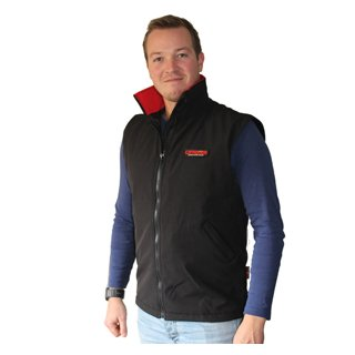 Gerbing soft shell heated vest