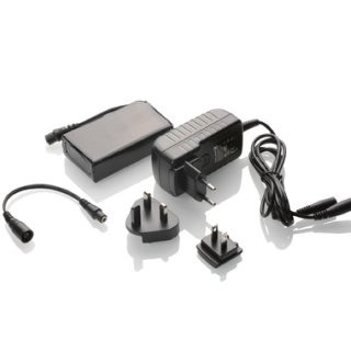 Klan-e 12 Volt, 6,0 Ampere Akkuset mit Ladegerät