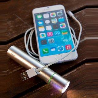 Therm-IC Handwärmer mit Taschenlampe