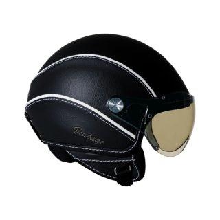 Nexx X60 Vintage schwarz matt