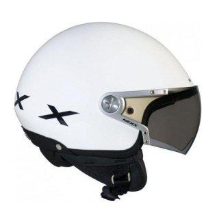 Nexx X60 Rap helmet black white