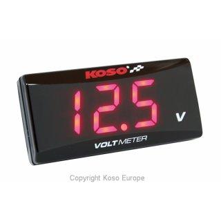 KOSO Slim Line Voltmeter